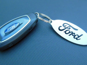FORD KEYRING - Quality interior & exterior steel car accessories and auto parts