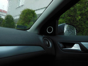 FORD MONDEO MK4 TWEETER COVER - Quality interior & exterior steel car accessories and auto parts