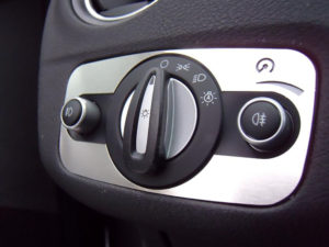 FORD MONDEO MK4 DIM LIGHT CONTROL COVER - Quality interior & exterior steel car accessories and auto parts