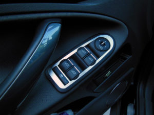 FORD KUGA DOOR CONTROL PANEL COVER - Quality interior & exterior steel car accessories and auto parts