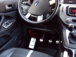 FORD KUGA FOOTREST - Quality interior & exterior steel car accessories and auto parts