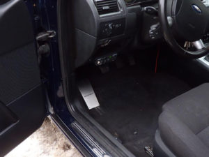 FORD MONDEO MK3 FOOTREST - Quality interior & exterior steel car accessories and auto parts