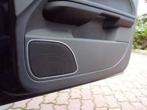 FORD FOCUS C-MAX SPEAKER COVER - Quality interior & exterior steel car accessories and auto parts