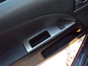 FORD MONDEO FRONT DOOR CONTROL PANEL COVER - Quality interior & exterior steel car accessories and auto parts