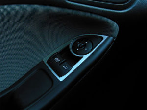 FORD FOCUS MK3 FRONT DOOR CONTROL COVER - Quality interior & exterior steel car accessories and auto parts