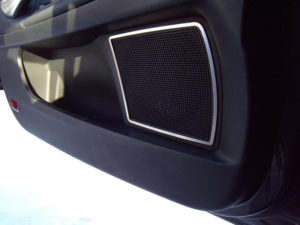 FORD MONDEO MK4 SPEAKER COVER - Quality interior & exterior steel car accessories and auto parts