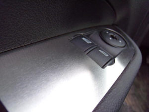 FORD FOCUS C-MAX DOOR CONTROL PANEL COVER - Quality interior & exterior steel car accessories and auto parts