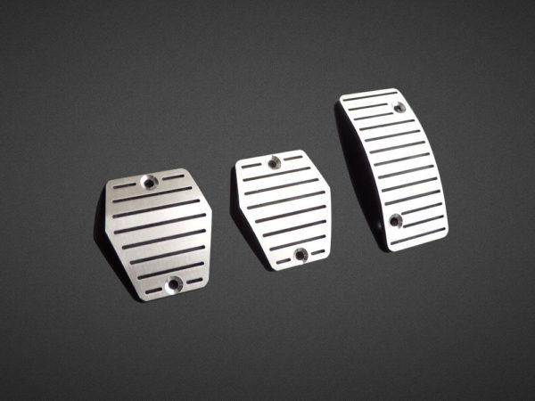 FORD FOCUS C-MAX PEDALS - Quality interior & exterior steel car accessories and auto parts