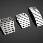 FORD MONDEO MK3 PEDALS - Quality interior & exterior steel car accessories and auto parts