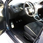 FORD MONDEO MK4 PEDALS AND FOOTREST - Quality interior & exterior steel car accessories and auto parts