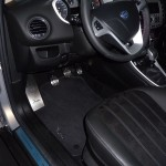 LANCIA DELTA PEDALS AND FOOTREST - Quality interior & exterior steel car accessories and auto parts