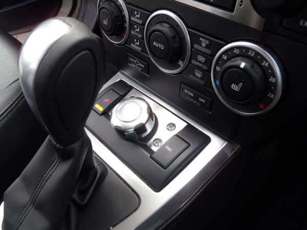 LAND ROVER FREELANDER TERRAIN RESPONSE CONTROL COVER - Quality interior & exterior steel car accessories and auto parts