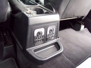 LAND ROVER FREELANDER REAR SOUND PANEL COVER - Quality interior & exterior steel car accessories and auto parts