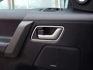 LAND ROVER FREELANDER FRONT DOOR HANDLE COVER - Quality interior & exterior steel car accessories and auto parts