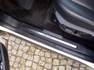 LAND ROVER FREELANDER FRONT DOOR SILLS - Quality interior & exterior steel car accessories and auto parts