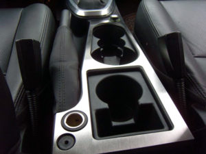 LAND ROVER FREELANDER CENTER CONSOLE COVER - Quality interior & exterior steel car accessories and auto parts