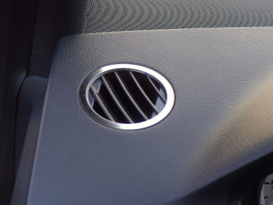 MERCEDES GLK DEFROST VENT COVER - Quality interior & exterior steel car accessories and auto parts