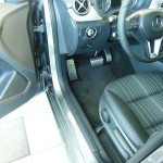 MERCEDES B FOOTREST - Quality interior & exterior steel car accessories and auto parts
