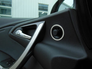 OPEL ASTRA MIRROR CONTROL SWITCH COVER - Quality interior & exterior steel car accessories and auto parts