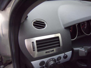 OPEL ASTRA DEFROST VENT COVER - Quality interior & exterior steel car accessories and auto parts