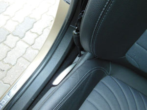 OPEL ASTRA SEAT ADJUSTMENT KNOB COVER - Quality interior & exterior steel car accessories and auto parts