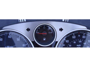 OPEL ASTRA ZAFIRA TACHOMETER COVER - Quality interior & exterior steel car accessories and auto parts