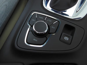 OPEL INSIGNIA AUDIO ADJUST KNOB COVER