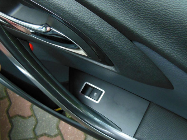 OPEL ASTRA DOOR CONTROL SWITCH COVER - Quality interior & exterior steel car accessories and auto parts