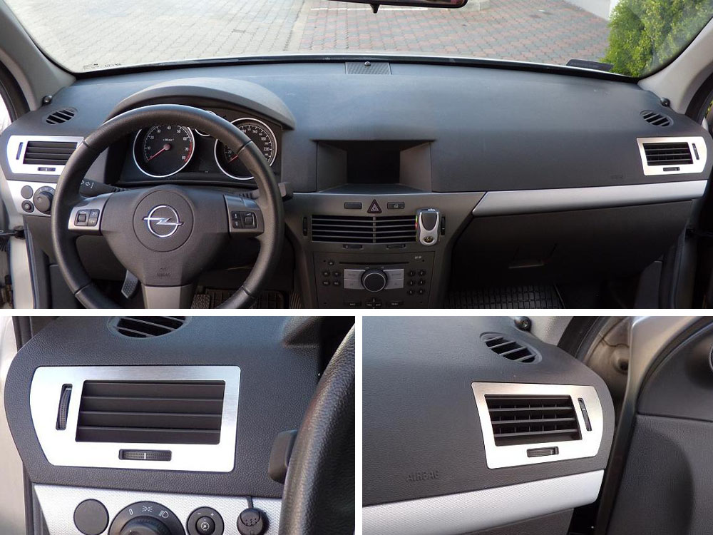 Opel Astra H Interior Parts | www.indiepedia.org