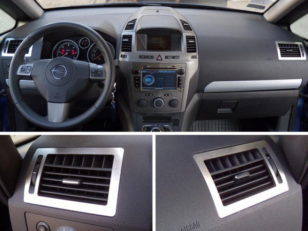 OPEL ZAFIRA AIR VENT COVER - Quality interior & exterior steel car accessories and auto parts