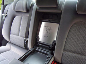 PEUGEOT 407 ARM REST STORAGE COVER - Quality interior & exterior steel car accessories and auto parts
