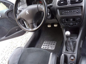 PEUGEOT DRIVER FLOOR MAT COVER - Quality interior & exterior steel car accessories and auto parts
