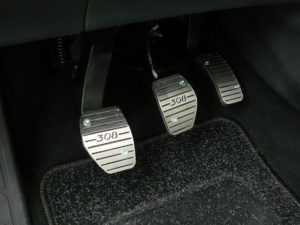 PEUGEOT 308 PEDALS - Quality interior & exterior steel car accessories and auto parts