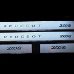 PEUGEOT 2008 DOOR SILLS - Quality interior & exterior steel car accessories and auto parts