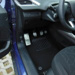 PEUGEOT 2008 PEDALS AND FOOTREST - Quality interior & exterior steel car accessories and auto parts