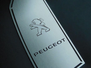 PEUGEOT 308 PEDALS AND FOOTREST - Quality interior & exterior steel car accessories and auto parts