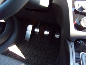 PEUGEOT 508 PEDALS AND FOOTREST - Quality interior & exterior steel car accessories and auto parts