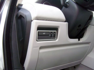 RANGE ROVER EVOQUE DIM LIGHT CONTROL COVER - Quality interior & exterior steel car accessories and auto parts