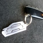 RANGE ROVER EVOQUE KEYRING - Quality interior & exterior steel car accessories and auto parts