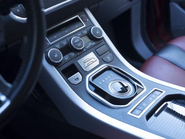 RANGE ROVER EVOQUE EMBLEM COVER - Quality interior & exterior steel car accessories and auto parts