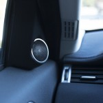 RANGE ROVER EVOQUE TWEETER COVER - Quality interior & exterior steel car accessories and auto parts
