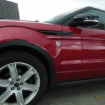 RANGE ROVER EVOQUE EXTERIOR EMBLEM COVER - Quality interior & exterior steel car accessories and auto parts