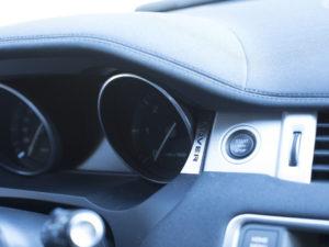 RANGE ROVER EVOQUE EMBLEM 2 COVER - Quality interior & exterior steel car accessories and auto parts