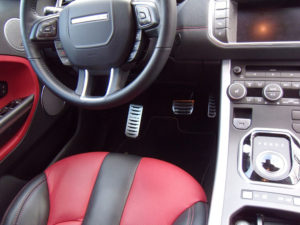 RANGE ROVER EVOQUE FOOTREST - Quality interior & exterior steel car accessories and auto parts