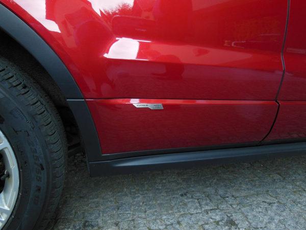 RANGE ROVER EVOQUE EXTERIOR EMBLEM 2 COVER - Quality interior & exterior steel car accessories and auto parts