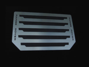 RANGE ROVER EVOQUE FLOOR MAT COVER - Quality interior & exterior steel car accessories and auto parts