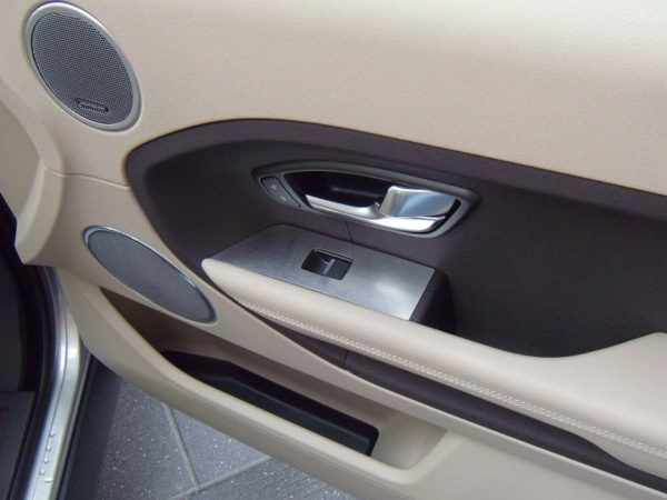RANGE ROVER EVOQUE DOOR CONTROL PANEL COVER - Quality interior & exterior steel car accessories and auto parts