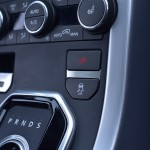 RANGE ROVER EVOQUE DECOR BETWEEN CENTER SWITCHES COVER - - Quality interior & exterior steel car accessories and auto parts