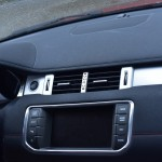 RANGE ROVER EVOQUE AIR VENT EMBLEM COVER - Quality interior & exterior steel car accessories and auto parts