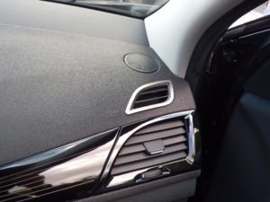 RENAULT MEGANE III DEFROST VENT COVER - Quality interior & exterior steel car accessories and auto parts
